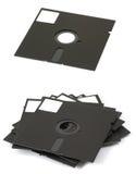 Discos flexíveis Fotografia de Stock