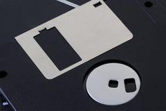 Discos flexíveis pretos Imagens de Stock Royalty Free