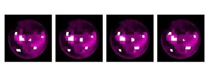 Discospiegelball Lizenzfreie Stockfotografie