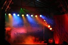 Discoteca     Fotografie Stock