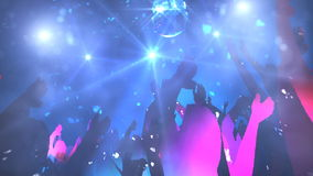 Discoteca, dança ilustração royalty free