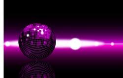discoteque предпосылки Стоковое Изображение