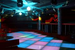 Discoteque Royalty Free Stock Photography