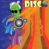 Discoteque Flyer Stock Photos