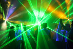 Discotheque Royalty Free Stock Photos