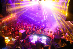 discotheque Στοκ Φωτογραφίες