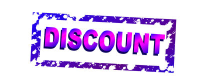 discount Στοκ Εικόνες
