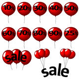 Discount Badges/ Icons Royalty Free Stock Image