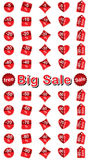 Discount Big Sale percent Stock Images