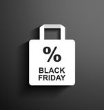 Discount Black Friday Royalty Free Stock Images