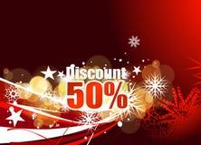 Discount card design Stock Photos
