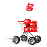 Discount gifts Stock Photos