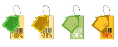 Discount_house Lizenzfreie Stockbilder