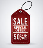 Discount and offer design. Discount concept with special offer icon design, illustration 10 eps graphic stock illustration