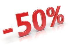 50% discount Stock Images