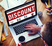 Discount Price Promotion Special Marekting Cheap Concept Royalty Free Stock Images