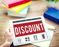 Discount Price Promotion Special Marketing Cheap Concept Stock Photo
