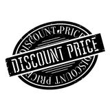 Discount Price rubber stamp Stock Images