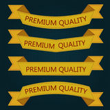 Discount price tag set. Vector Illustration Royalty Free Stock Photography