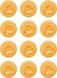 Discount price  Stock Photos