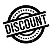 Discount rubber stamp Stock Photos