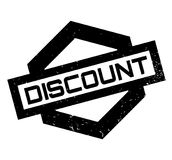 Discount rubber stamp Royalty Free Stock Image
