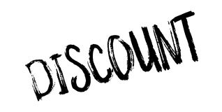Discount rubber stamp Stock Photography