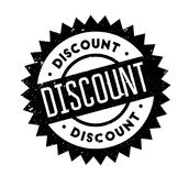 Discount rubber stamp Royalty Free Stock Photo