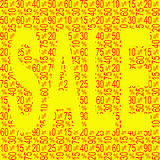 Discount sale Stock Images