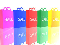 Discount Sale royalty free stock photo