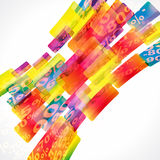 Discount sale abstract background. Royalty Free Stock Images