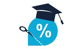 Discount for Student Royalty Free Stock Photo