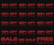 Discounts 08 Stock Image