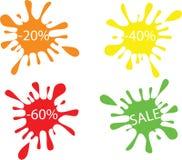 Discounts Stock Photos