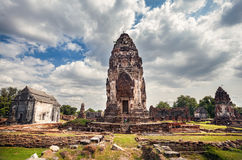 Discover of Ancient Thailand Royalty Free Stock Image