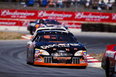 Discover Card NASCAR Ford Taurus. Royalty Free Stock Photo