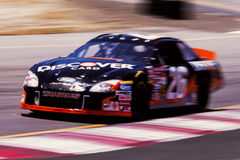 Discover Card NASCAR Ford Taurus. Stock Photos