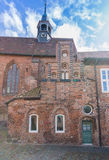 Discover lueneburg 06 - old abbey Stock Image