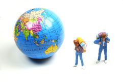 Discover the world Stock Images