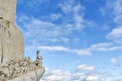 Discoverer's Monument, Lisbon, Portugal Stock Image