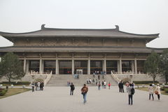 Discovering China:Shaanxi History Museum Royalty Free Stock Image