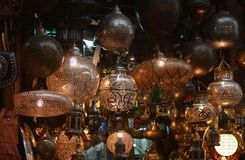 The colors and scents of the Orient in the ancient souk