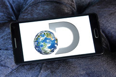 Discovery channel logo Royalty Free Stock Images
