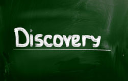 Discovery Concept Royalty Free Stock Photo