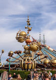 Discoveryland attraction Stock Photography