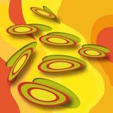 Discs (vector) Stock Images