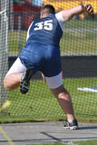 Discus Competition Royalty Free Stock Images