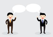 DiscussionConcept Royalty Free Stock Photos