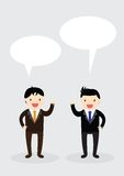 DiscussionConcept Royalty Free Stock Photo