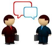 Discussion d'affaires Photos libres de droits